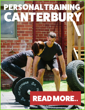 Personal Training Canterbury