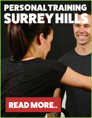 Personal Training Surrey Hills